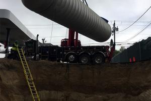 Underground Storage Tank Upgrades