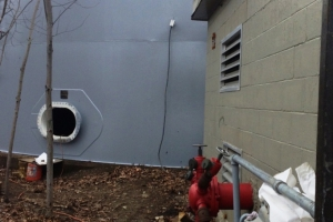 Water Tank Restoration