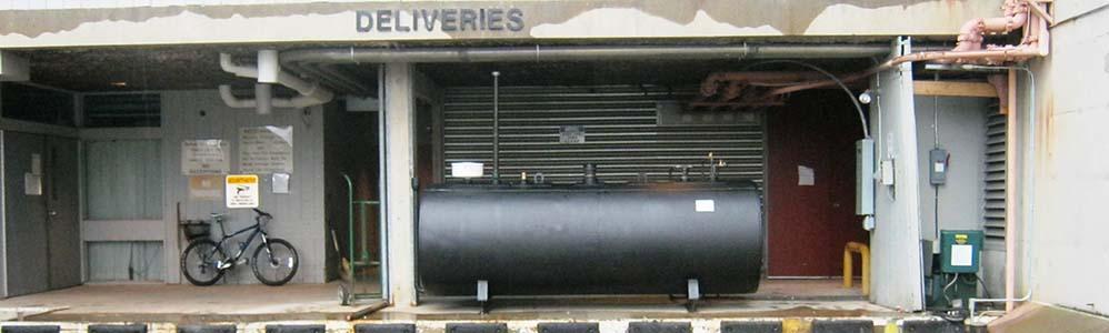 Anna Jaques Hospital Fuel Tank Rental