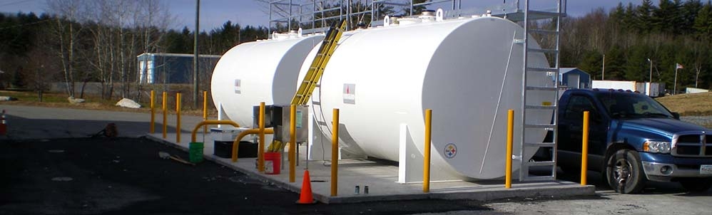 Town of Groton DPW Gas and Diesel Fuel Dispensers