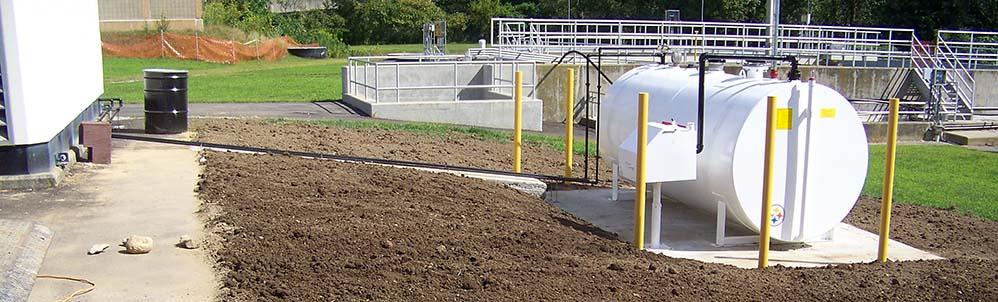 Town of Southbridge Generator Fuel Storage Tank