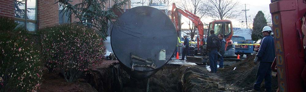 Lakeside Office Park Underground Tank Removal