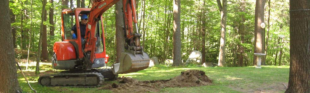 Underground Tank Removal in Francestown NH