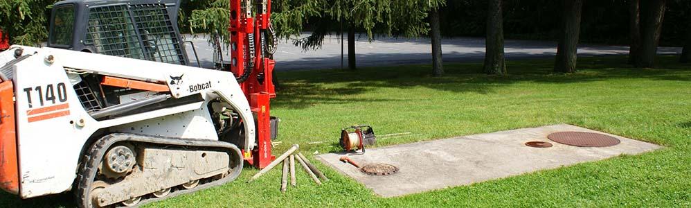 St Linus Church Underground Tank Tightness Testing