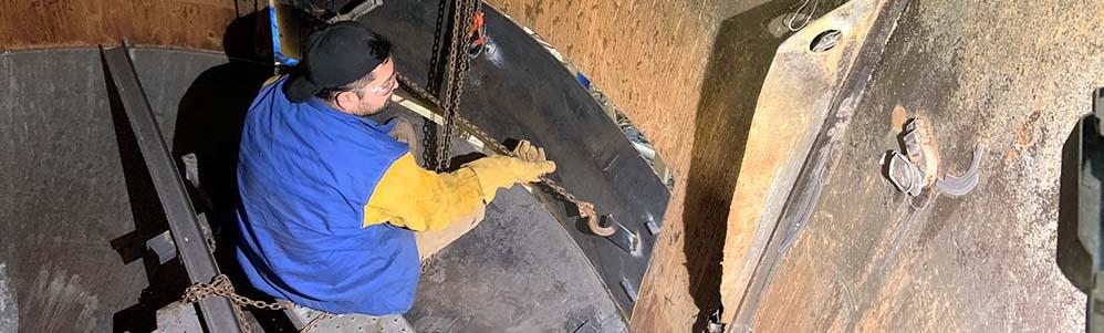 Aboveground Tank Repair