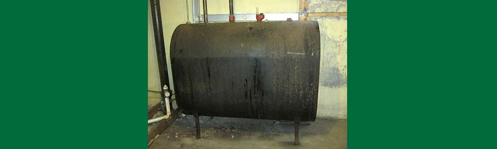 Beverly Oil Tank Removal