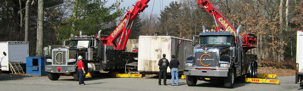 Town of Weston Gas Tank Removal