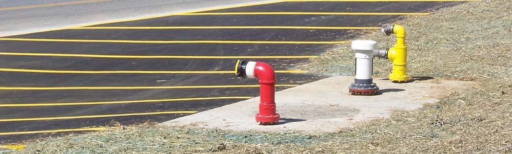 Fire Sprinkler Water Storage Tank Installation