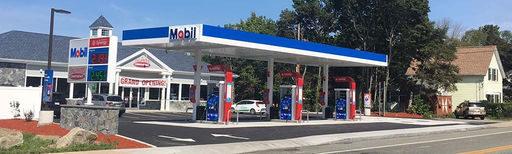 Ralph Realty Gas Station Renovation