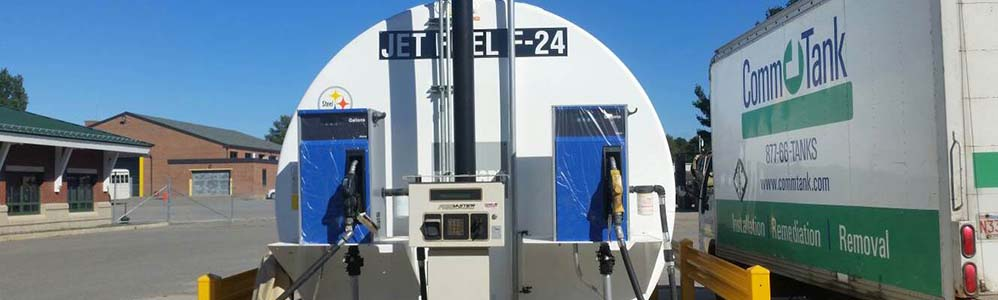 Fuel Dispenser Systems Installation
