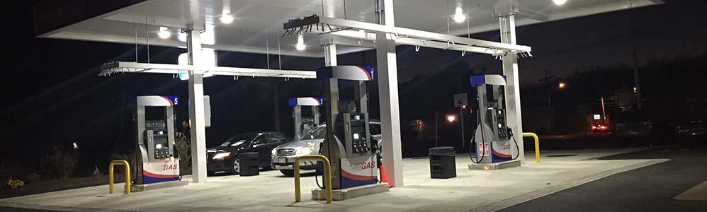 Wakefield Gas Station Dispenser Upgrades