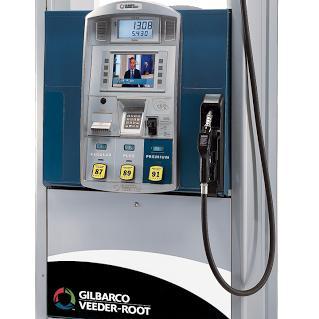 Gilbarco Encore 700 S console