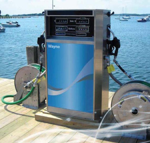 Wayne Fueling System Mechanical Dispenser