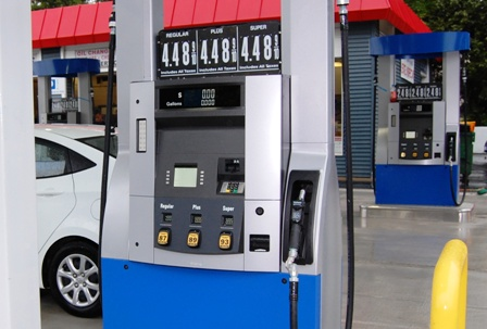 Wayne Ovation 2 fuel dispenser