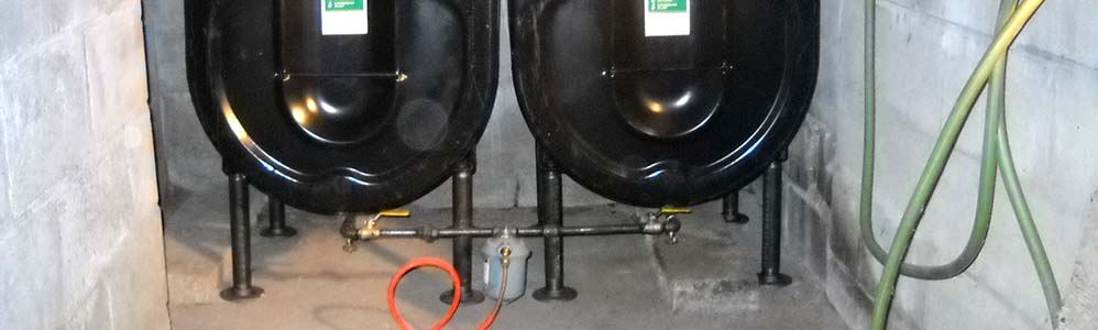 Residential Oil Tank Upgrade