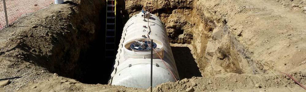 Gasoline Storage System Construction at CarMax