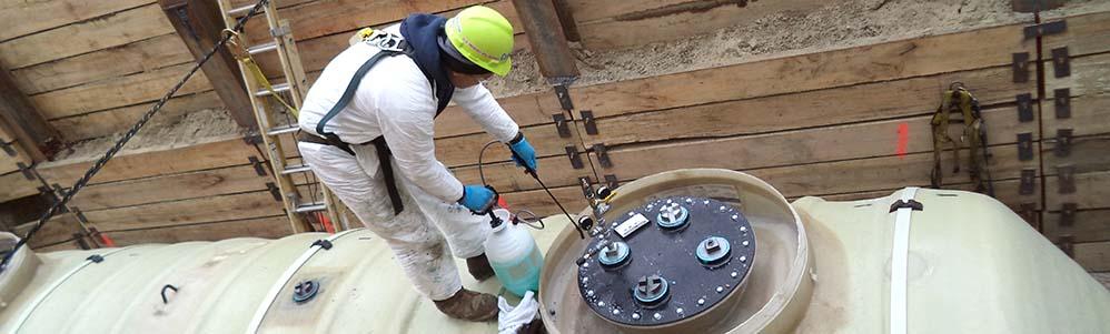 Tufts University Underground Tank Replacement