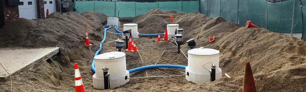 Gas Station Underground Storage Tank Upgrades