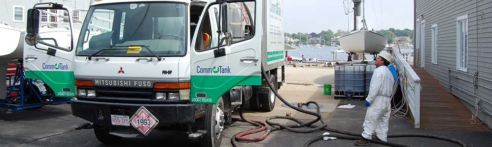 Fuel Polishing Services