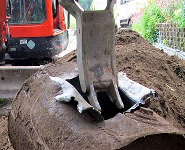 Residential Underground Oil Tank Removals