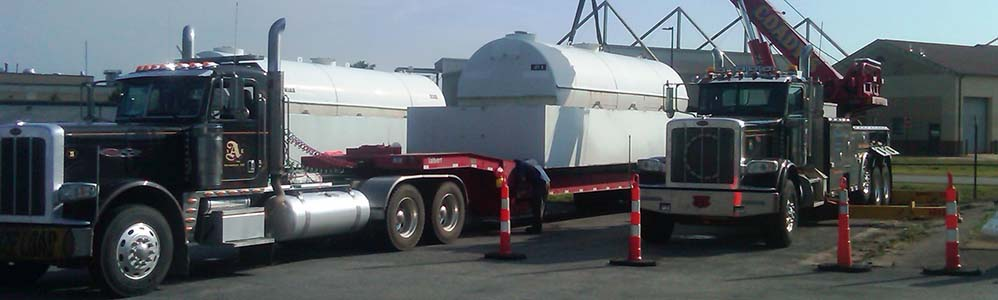 Aboveground Tank Removal Service