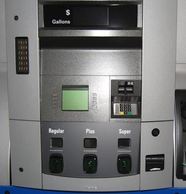 Wayne Select Gas Pump