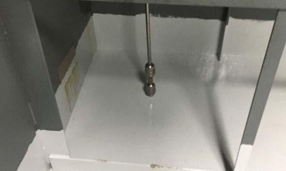 Lifeflight AST with new floor coating