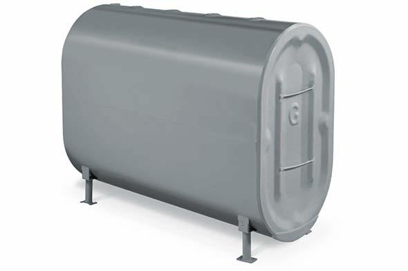 Granby standard steel oil tank