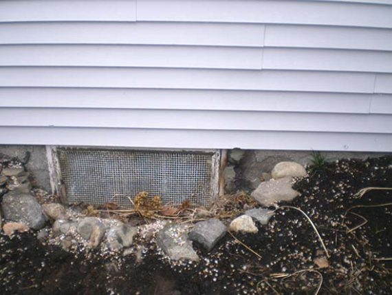 Vent and fill pipe patch