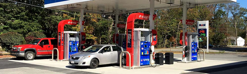 Mobil Gas Station – Underground Storage Tank, Dispenser and Product Piping Installation
