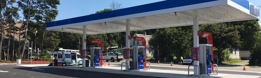 Gas Station Construction Company Services
