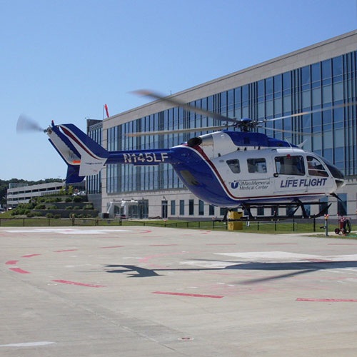 Aviation Fuel Polishing Services for Life Flight