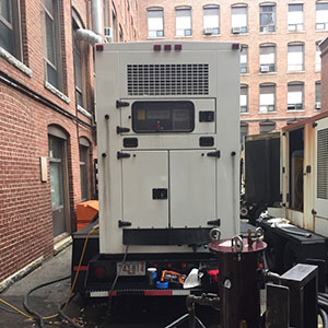 Diesel Generator Fuel Polishing