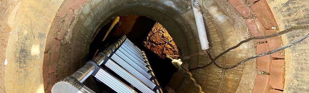 Concrete Cistern Repair