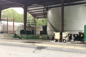 Aboveground Storage Tank Restoration