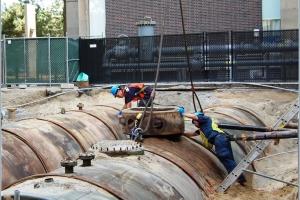 Underground Storage Tank Removals