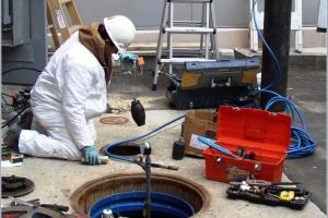 Underground Storage Tank Testing